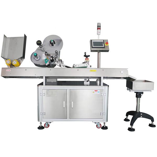 60-500 pièces machine à étiqueter automatique de flacon de bouteille pharmaceutique automatique économique