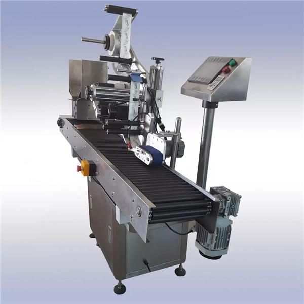 Contrôle de moteur importé par machine à étiquettes adhésive automatique d'autocollant