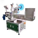 Alliage d'aluminium de machine à étiqueter horizontale automatique d'étiqueteuse de fiole