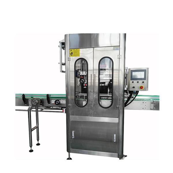 Applicateur d'étiquettes de manchon rétractable de machine d'étiquetage de manchon rétractable d'acier inoxydable de bouteille