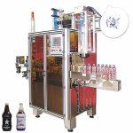 Machine en bouteille d'étiquette de douille de rétrécissement de boisson, applicateur d'étiquette de douille de rétrécissement