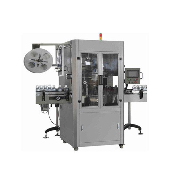 Machine d'étiquetage automatique de manchon rétractable de tasses