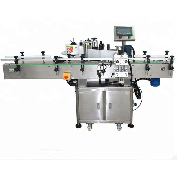 Machine d'étiquetage avant et arrière, poids à grande vitesse des étiqueteuses 580KG
