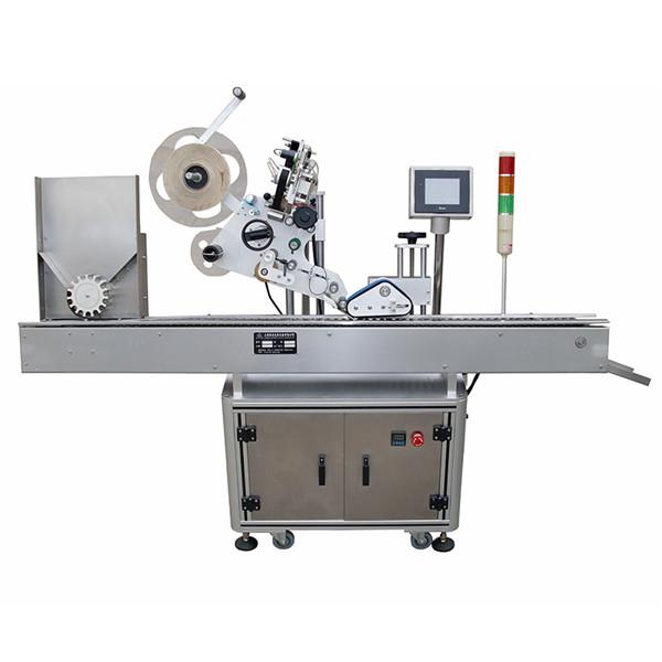 Machine à étiquettes précise élevée d'autocollant de fiole pour l'industrie pharmaceutique