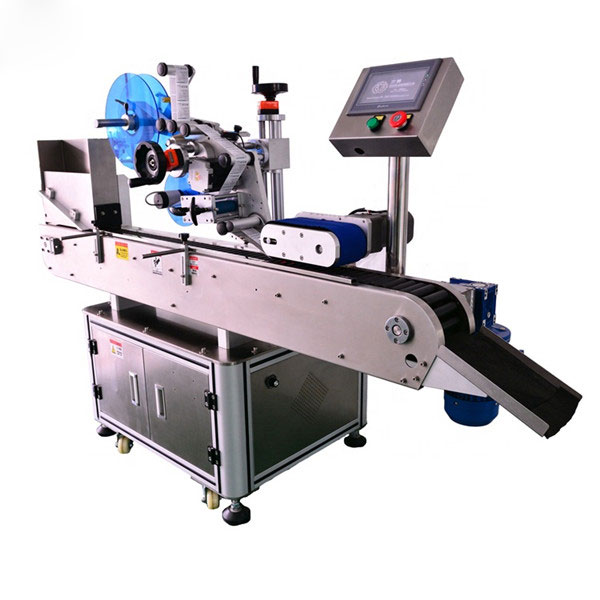 Machine à étiquettes horizontale de petite bouteille du contrôle intelligent 10ml automatique