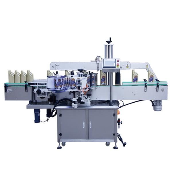 Machine d'applicateur d'étiquettes pour bouteilles