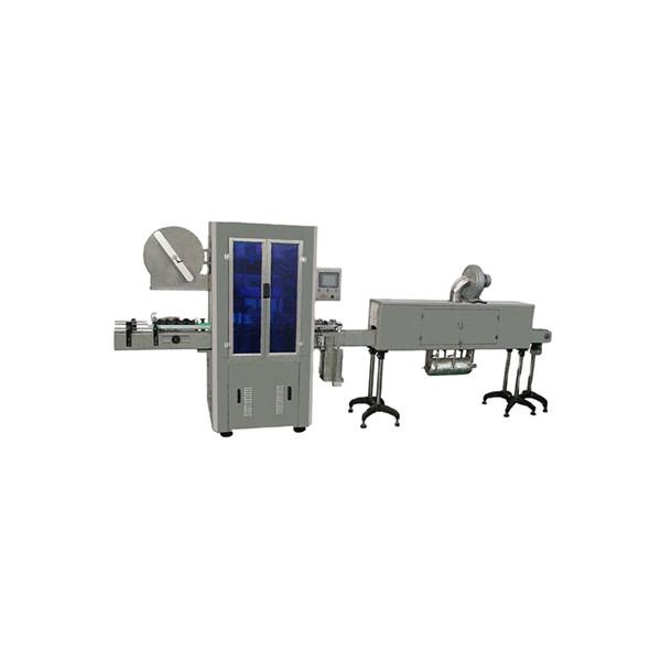 Machine d'étiquetage de manchon rétractable pour bouteille d'eau minérale