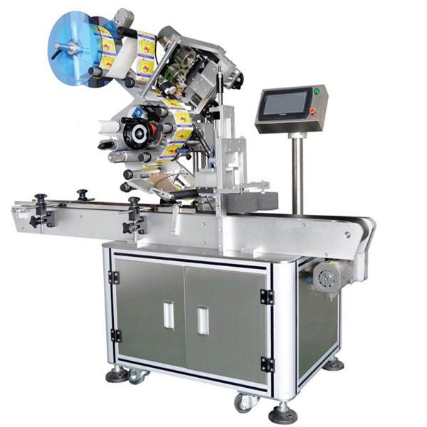 Machine d'étiquetage auto-adhésive de pagination