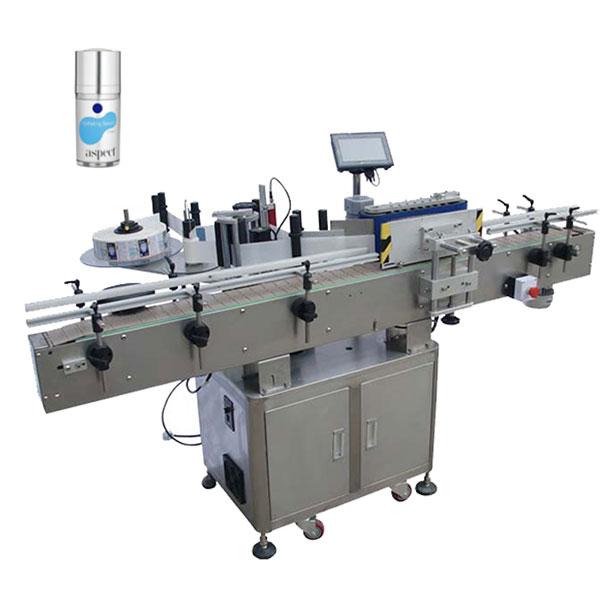 Machine d'étiqueteuse auto-adhésive pour rond