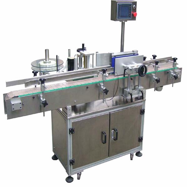 Machine d'applicateur d'étiquettes de machine d'étiquetage auto-adhésive 1 kw