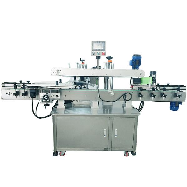 Machine à étiquettes auto-adhésive de tasses de machine à étiquettes