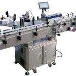 Machine à étiquettes automatique 220v de bouteille ronde d'autocollant auto-adhésif