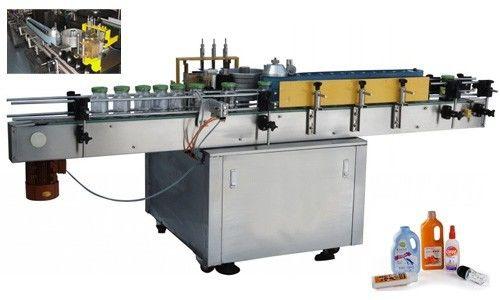 Machine froide automatique d'applicateur d'étiquette de colle pour la bouteille ronde adaptée aux besoins du client
