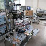 Équipement supérieur d'applicateur d'étiquette à grande vitesse pour les surfaces plates