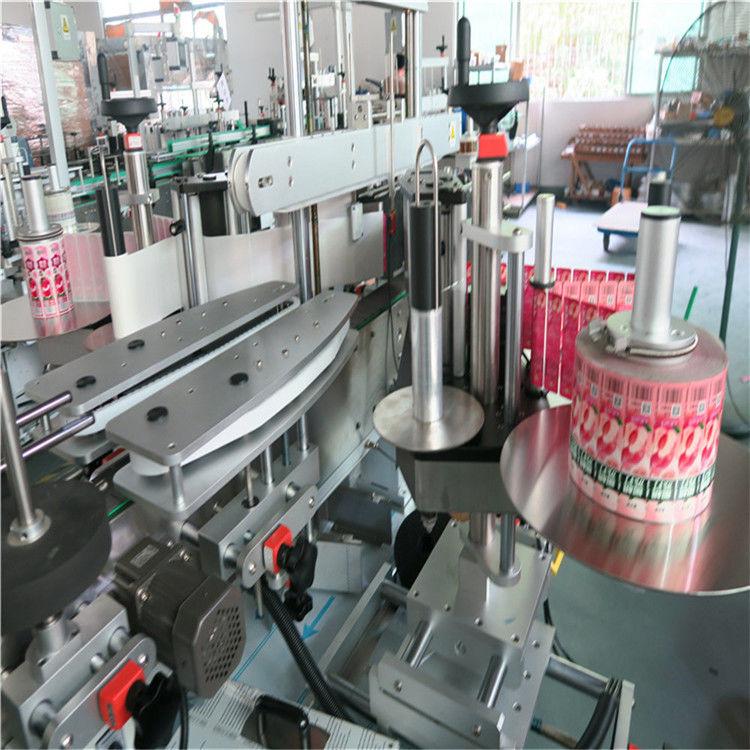 Diamètre extérieur maximum auto-adhésif de machine à étiquettes d'autocollant arrière avant arrière 330mm