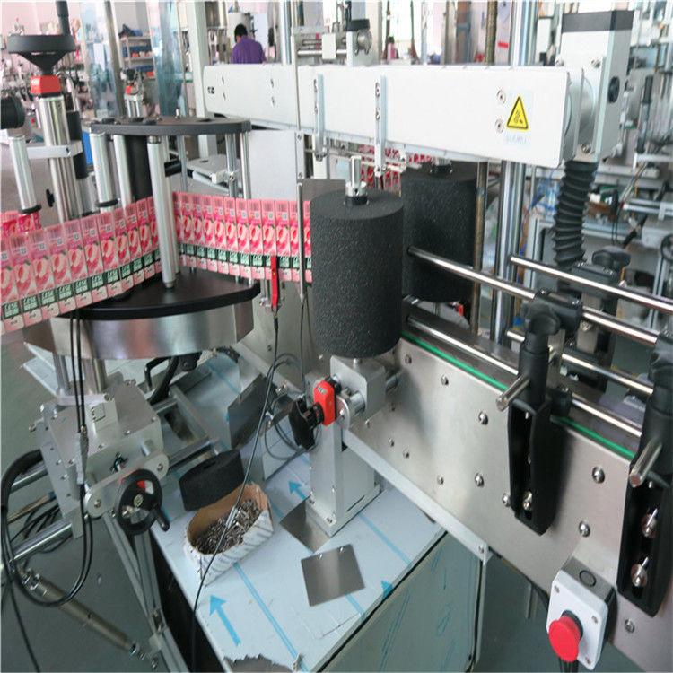 Machine d'étiquetage adhésive automatique d'étiquette roulée 220V / 380V