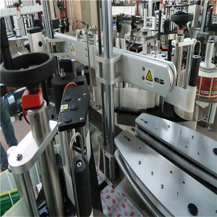 Applicateur d'étiquettes automatisé pour bouteille ronde / carrée / subuliforme