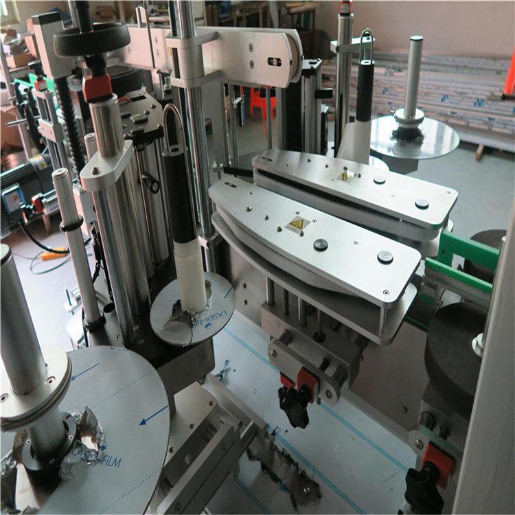 Machine à étiquettes d'autocollant entièrement automatique / machine à étiqueter auto-adhésive
