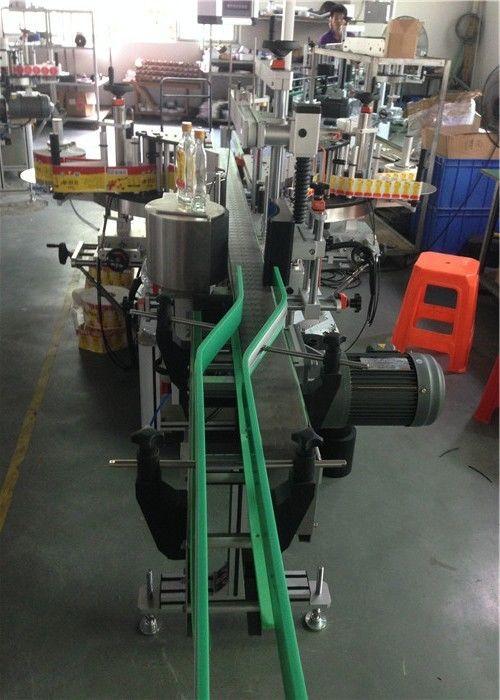 Applicateur d'étiquette d'autocollant de la CE, moteurs servo de machine à étiqueter de bouteille de vin conduisant