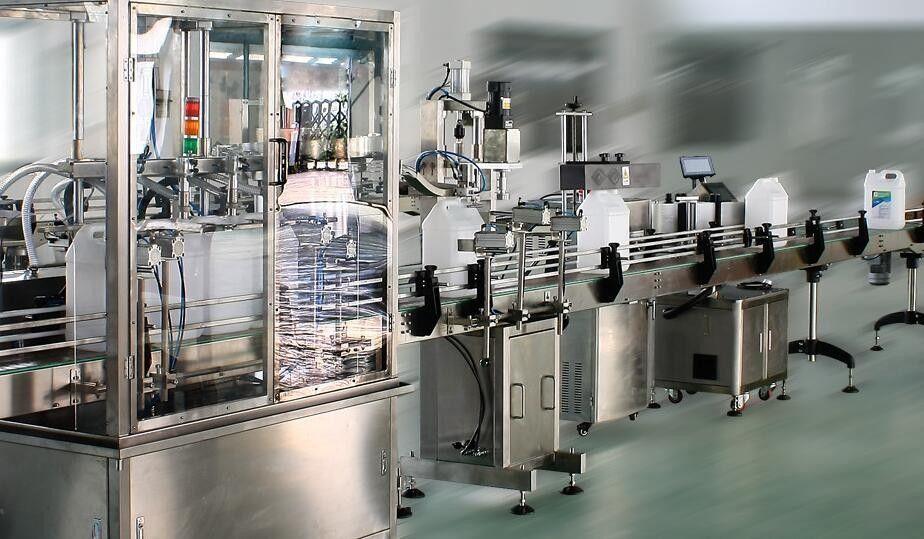 Applicateur latéral à grande vitesse d'étiquette d'autocollant pour les bouteilles rondes / carrées / plates