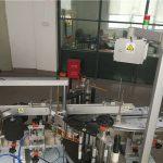 Machine d'étiquetage de bouteilles en plastique pour l'industrie cosmétique