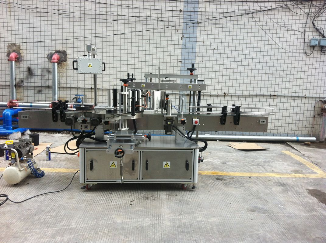 Machine à étiquettes de bouteilles en plastique pour l'équipement d'étiquetage de bouteilles d'eau