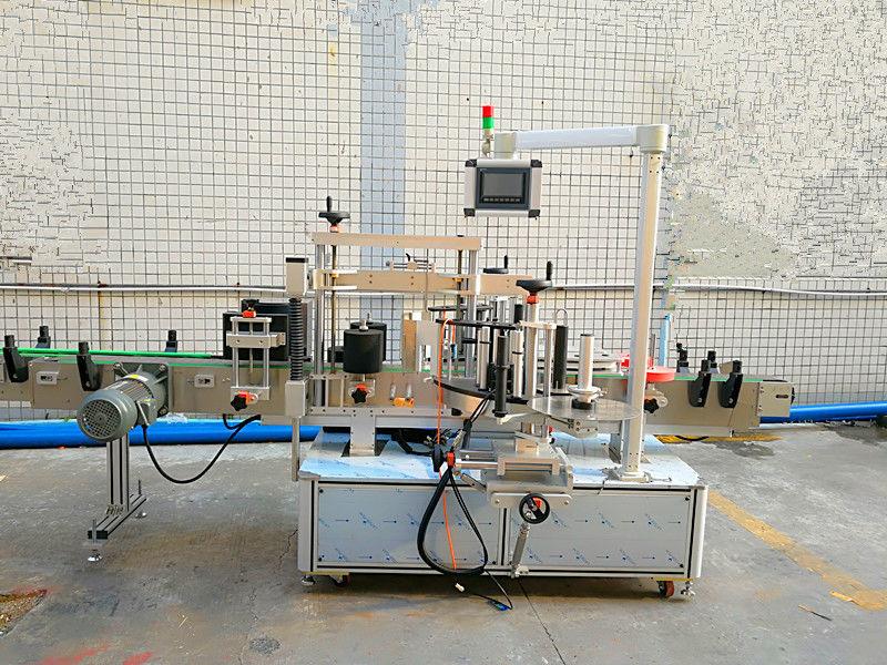 Machine d'étiquetage avant et arrière automatique simple avec double face
